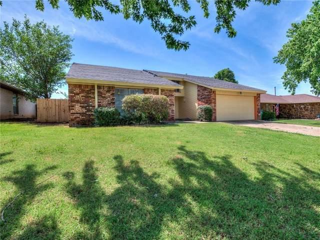10056 S Fairview, Oklahoma City, OK 73159 (MLS #917222) :: Homestead & Co