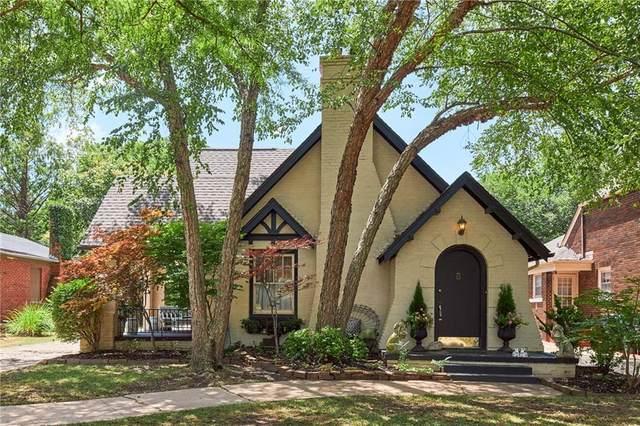 908 NW 41st Street, Oklahoma City, OK 73118 (MLS #917236) :: Erhardt Group at Keller Williams Mulinix OKC