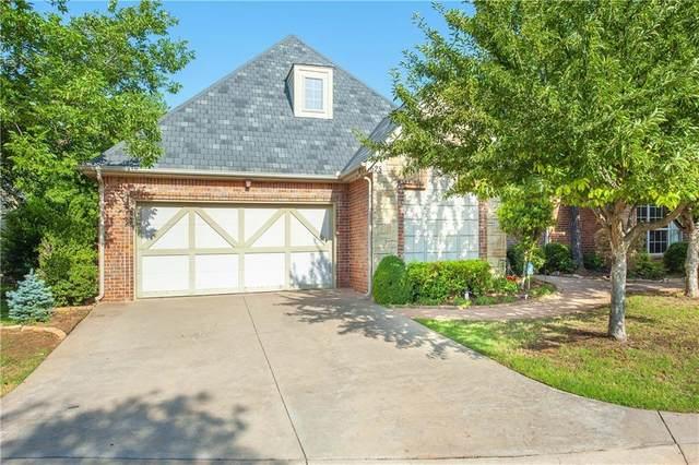 4625 Olde Village Circle, Edmond, OK 73013 (MLS #917240) :: Homestead & Co
