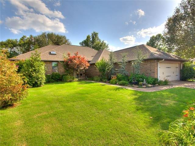 1220 Interurban Way, Edmond, OK 73034 (MLS #917242) :: Homestead & Co