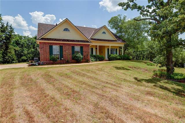 24201 E Waterloo Road, Luther, OK 73054 (MLS #917316) :: Homestead & Co