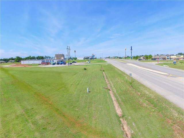 2530 S Green Avenue, Purcell, OK 73080 (MLS #917317) :: Homestead & Co