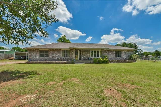 2124 S Bonny Road, Newcastle, OK 73065 (MLS #917336) :: Homestead & Co