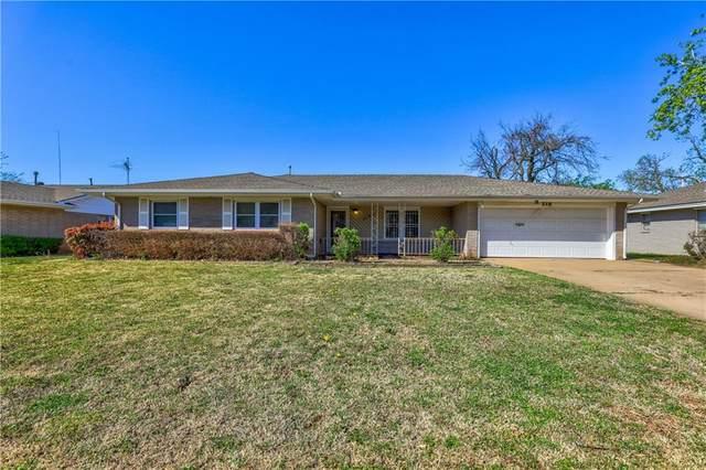 210 Kelly Drive, Moore, OK 73160 (MLS #917400) :: Maven Real Estate