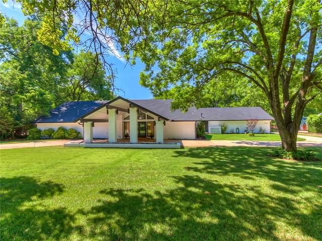 9532 Nawassa Drive, Midwest City, OK 73130 (MLS #917401) :: Homestead & Co