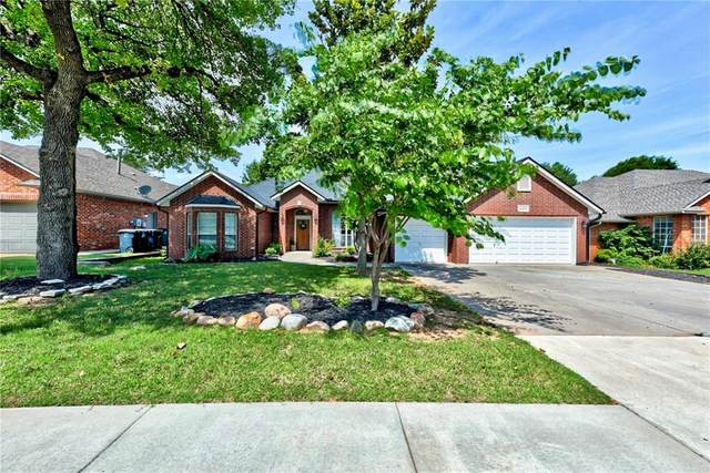 14201 Smithurst Road, Edmond, OK 73013 (MLS #917413) :: Homestead & Co