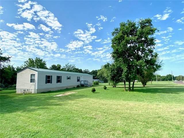 13783 N County Road 3295, Pauls Valley, OK 73075 (MLS #917425) :: Homestead & Co
