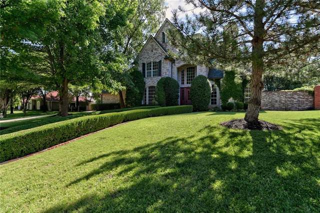 19100 Saddle River Drive, Edmond, OK 73012 (MLS #917454) :: ClearPoint Realty
