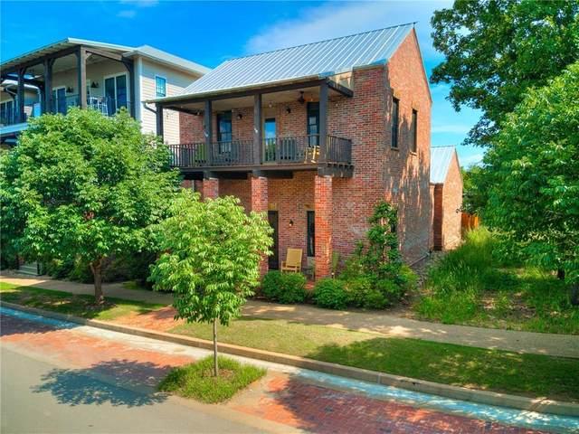 34 Park Street, Eufaula, OK 74432 (MLS #917459) :: Homestead & Co