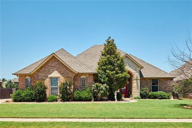 2817 SW 139th Street, Oklahoma City, OK 73170 (MLS #917462) :: Homestead & Co