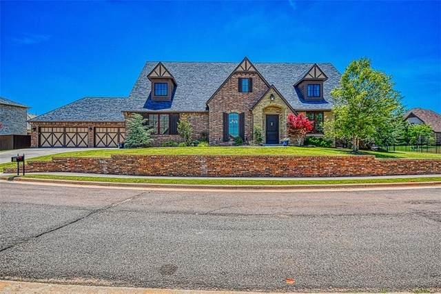 16768 Little Leaf Court, Edmond, OK 73012 (MLS #917464) :: Homestead & Co