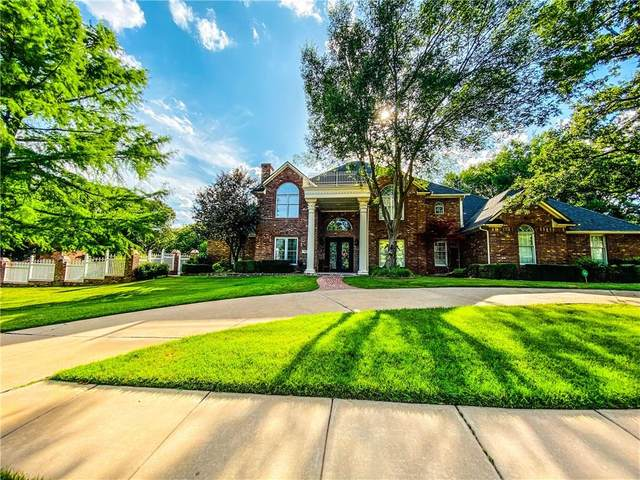 2609 Kensington Terrace, Edmond, OK 73013 (MLS #917472) :: Homestead & Co