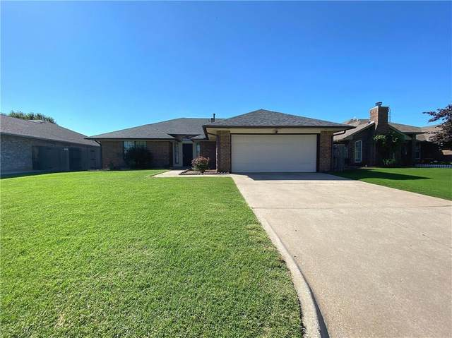 7216 NW 102nd Street, Oklahoma City, OK 73162 (MLS #917494) :: Keri Gray Homes