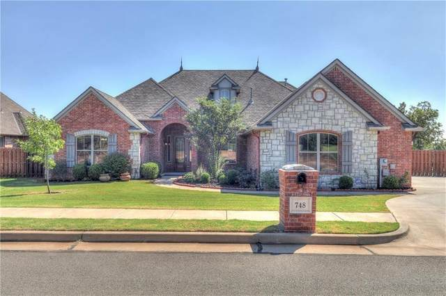 748 Belmar Drive, Edmond, OK 73025 (MLS #917539) :: Homestead & Co