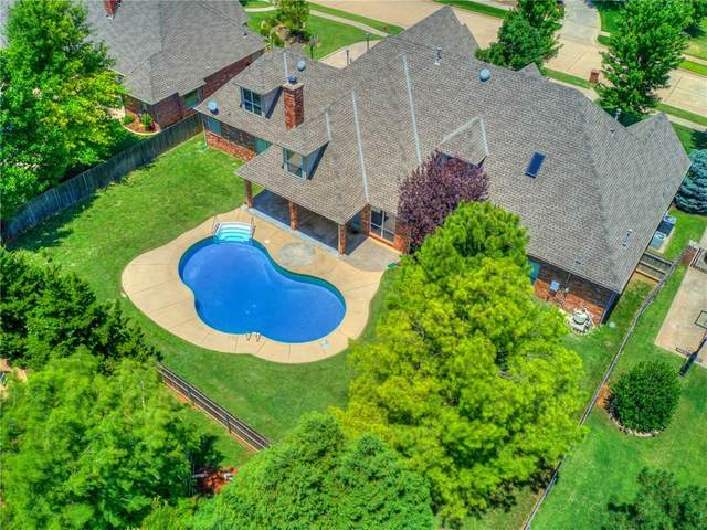 408 NW 146th Terrace, Edmond, OK 73013 (MLS #917546) :: Your H.O.M.E. Team