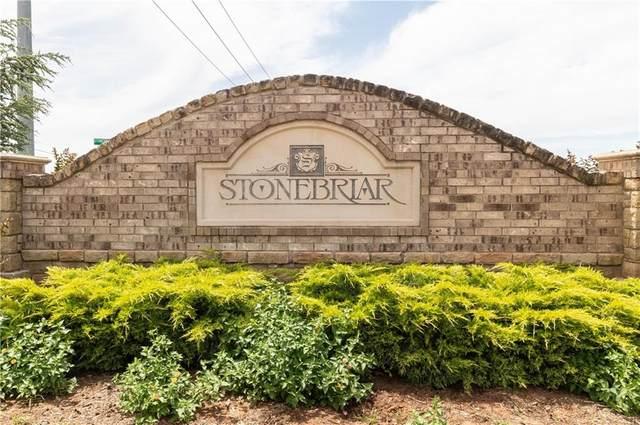19908 Millstone Crossing Drive, Edmond, OK 73012 (MLS #917548) :: Homestead & Co