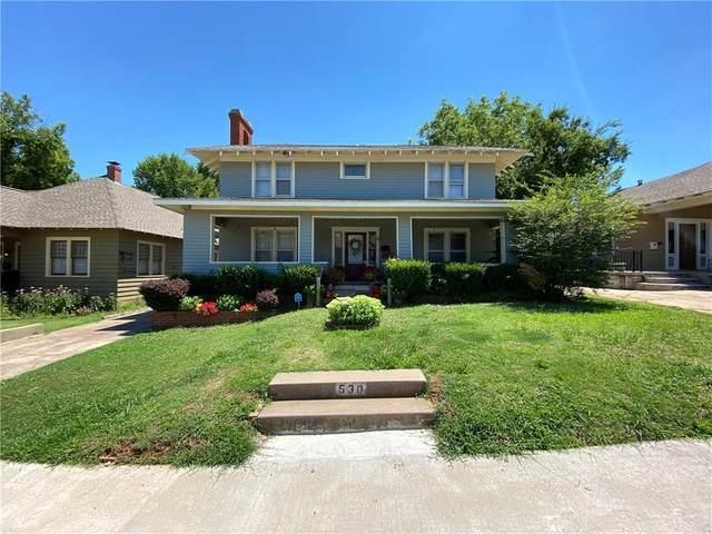 530 NW 32nd Street, Oklahoma City, OK 73118 (MLS #917553) :: Homestead & Co