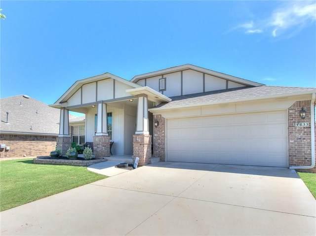 3833 Sierra Vista Way, Norman, OK 73071 (MLS #917581) :: Homestead & Co