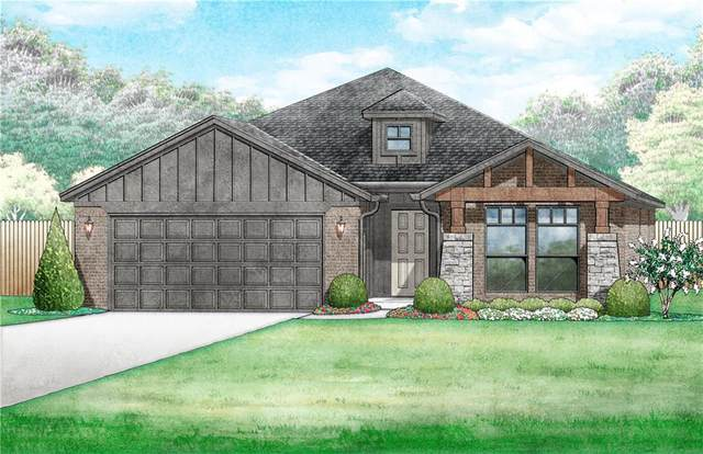 3112 Old Frisco Road, Norman, OK 73069 (MLS #917583) :: Homestead & Co