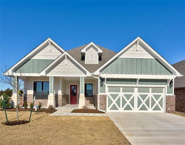 3517 Paso Robles Terrace, Edmond, OK 73034 (MLS #917591) :: Homestead & Co