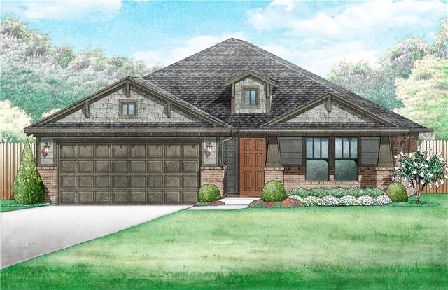 464 Nest Circle, Yukon, OK 73099 (MLS #917608) :: ClearPoint Realty