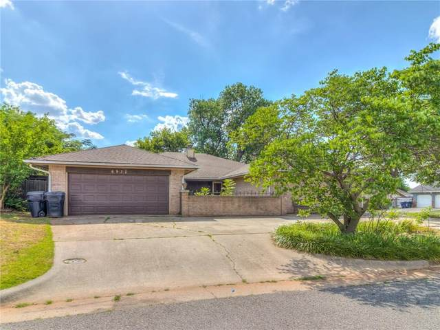 6932 Woodlake Drive, Oklahoma City, OK 73132 (MLS #917609) :: Keri Gray Homes