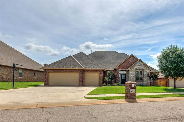 21290 Backhorn Road, Edmond, OK 73013 (MLS #917625) :: Homestead & Co