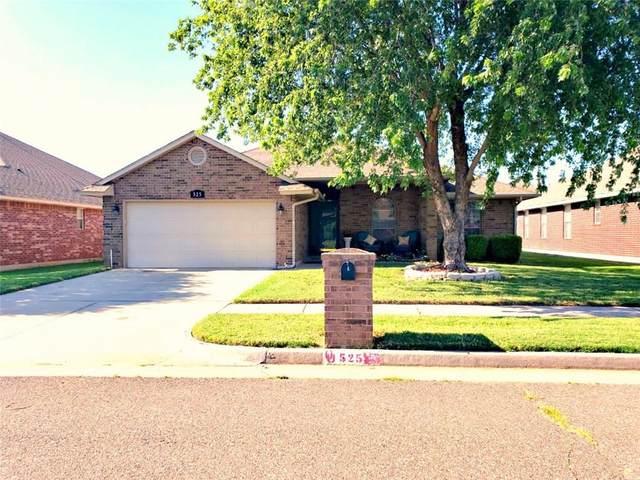525 SW 156th Court, Oklahoma City, OK 73170 (MLS #917694) :: Homestead & Co