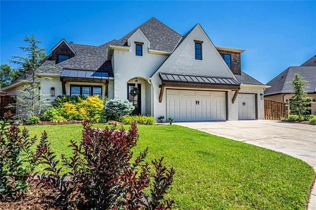2816 Bison Drive, Edmond, OK 73034 (MLS #917704) :: Homestead & Co