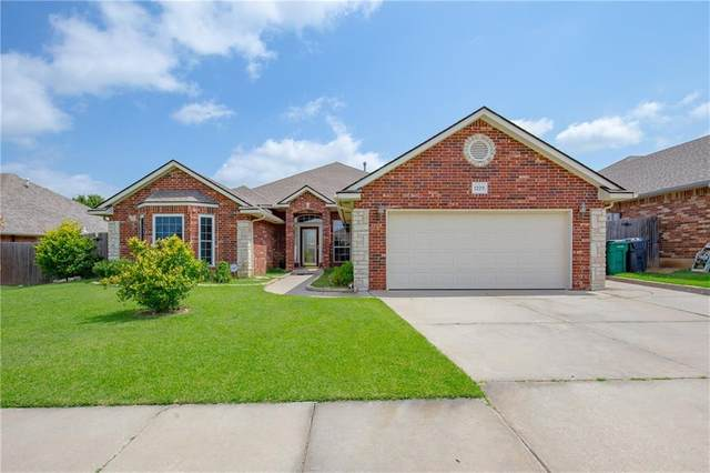 1229 SW 130th Street, Oklahoma City, OK 73170 (MLS #917709) :: Keri Gray Homes