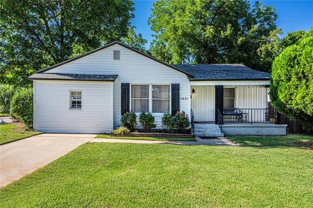 2481 NW 41st Street, Oklahoma City, OK 73112 (MLS #917714) :: Homestead & Co