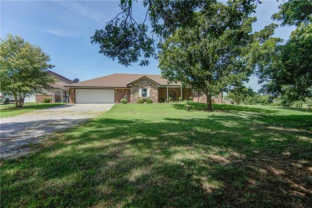 204 Pecan Creek Drive, Earlsboro, OK 74840 (MLS #917723) :: Keri Gray Homes