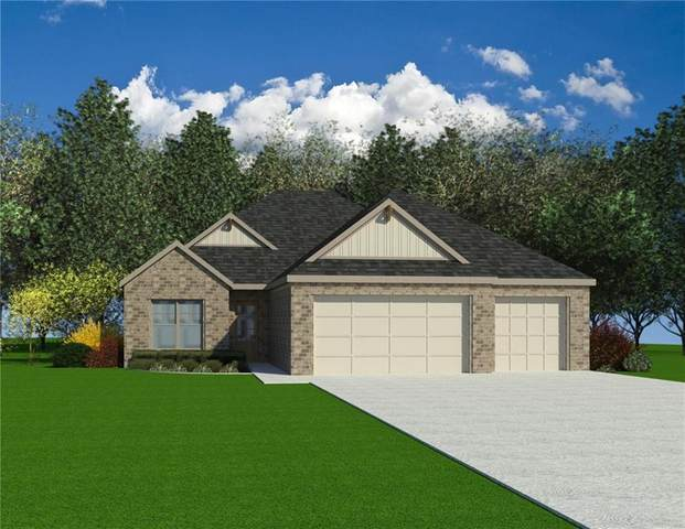 16704 Aragon Lane, Oklahoma City, OK 73170 (MLS #917786) :: Homestead & Co