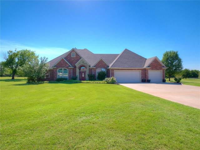 1513 Falls Drive, Stillwater, OK 74074 (MLS #917803) :: Homestead & Co