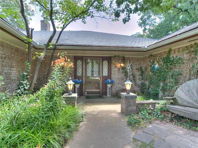 2004 N Rollingridge Avenue, Bethany, OK 73008 (MLS #917804) :: Homestead & Co