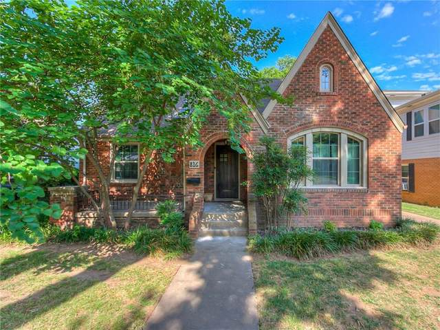 816 S Lahoma Avenue, Norman, OK 73069 (MLS #917807) :: Homestead & Co
