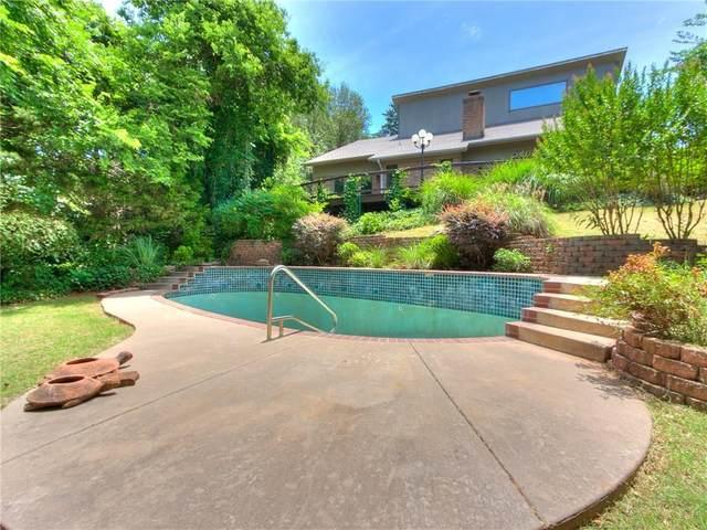 803 Sunny Brook Drive, Edmond, OK 73034 (MLS #917814) :: Homestead & Co