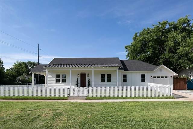 1602 NW 21st Street, Oklahoma City, OK 73106 (MLS #917826) :: Homestead & Co