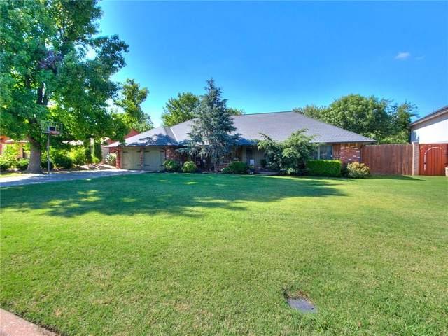 2637 NW 55th Place, Oklahoma City, OK 73112 (MLS #917832) :: Homestead & Co