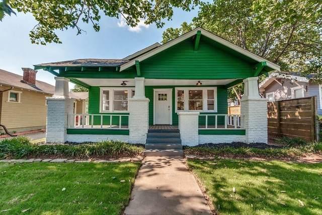 706 NW 24th Street, Oklahoma City, OK 73106 (MLS #917837) :: Homestead & Co