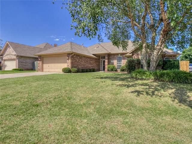10805 S Ross Avenue, Oklahoma City, OK 73170 (MLS #917872) :: Homestead & Co