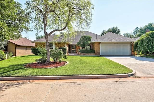 12840 Burlingame Avenue, Oklahoma City, OK 73120 (MLS #917879) :: Homestead & Co