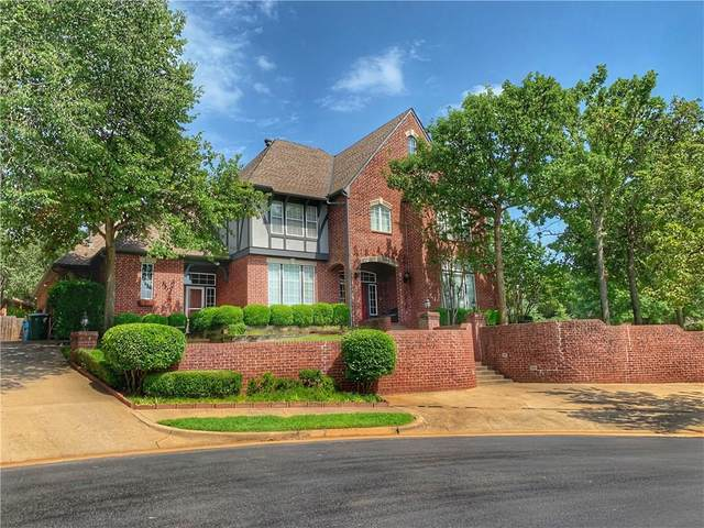 1900 Conridge Drive, Edmond, OK 73034 (MLS #917889) :: Homestead & Co