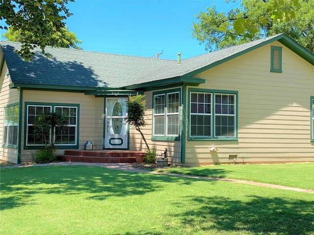 400 E Main Street, Tipton, OK 73570 (MLS #917903) :: Homestead & Co