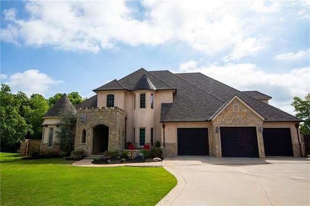 2207 Bates Court, Norman, OK 73071 (MLS #917913) :: Homestead & Co
