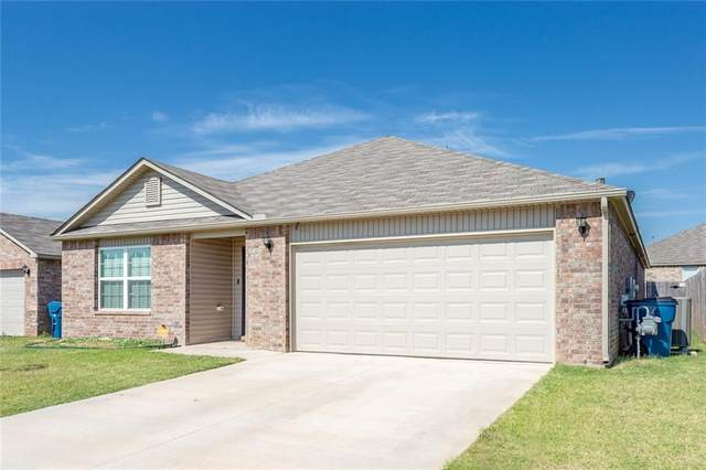 1695 Sussex Street, Newcastle, OK 73065 (MLS #917931) :: Homestead & Co