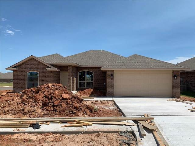 3826 Mistwood Place, Norman, OK 73026 (MLS #917947) :: Homestead & Co