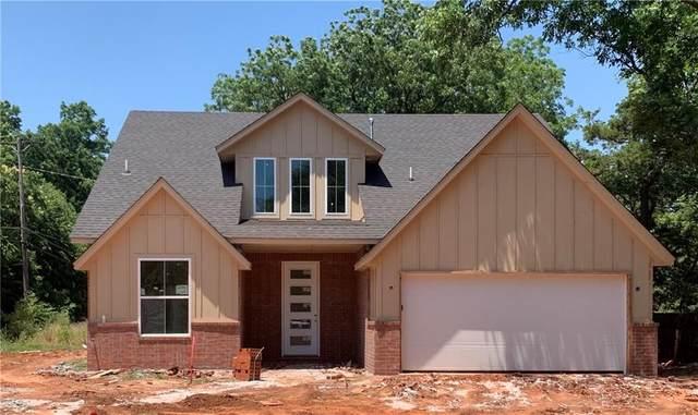 4107 N Georgia Avenue, Oklahoma City, OK 73106 (MLS #917954) :: ClearPoint Realty