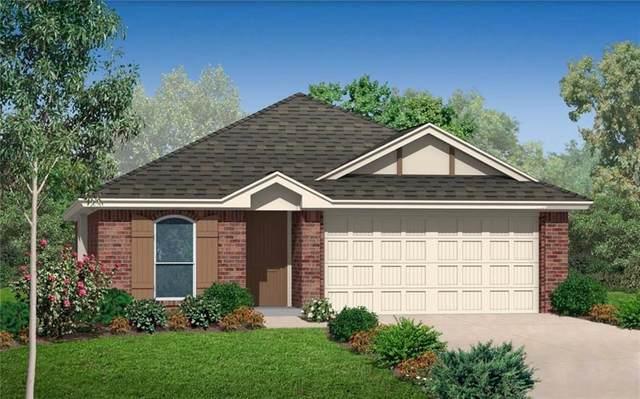 19704 Stovall Drive, Edmond, OK 73012 (MLS #917957) :: Homestead & Co