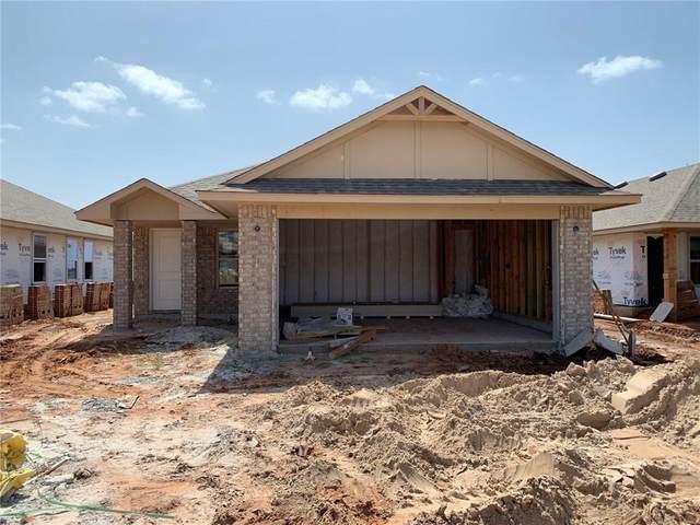 19617 Brookeville Drive, Edmond, OK 73012 (MLS #917959) :: Homestead & Co